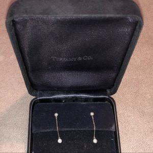 Tiffany &Co Diamonds by the Yard earrings